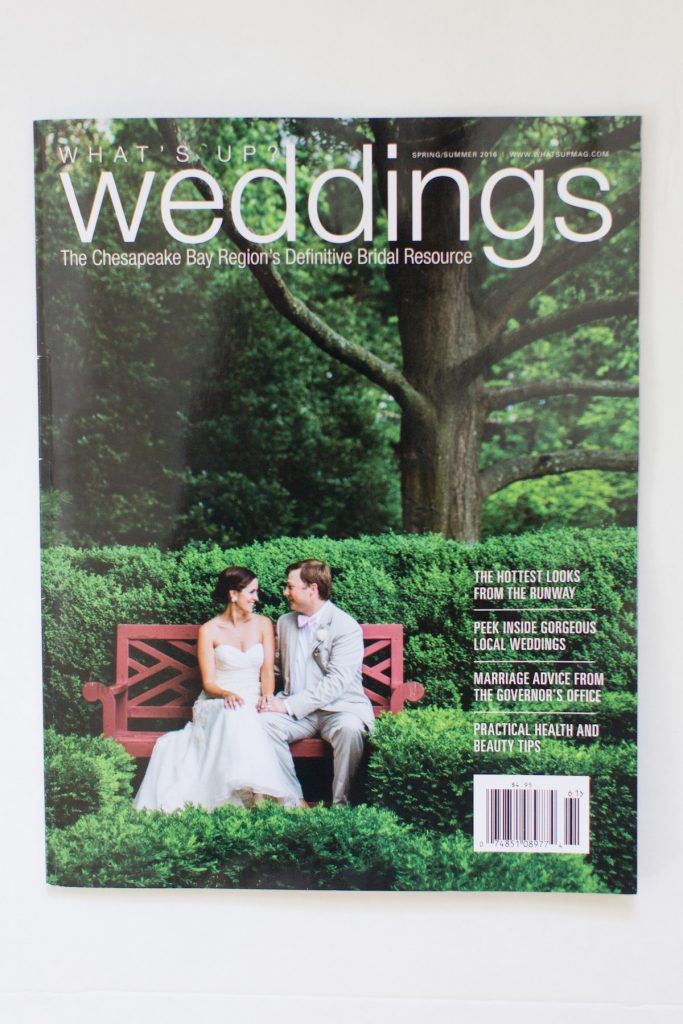what's up weddings? magazine