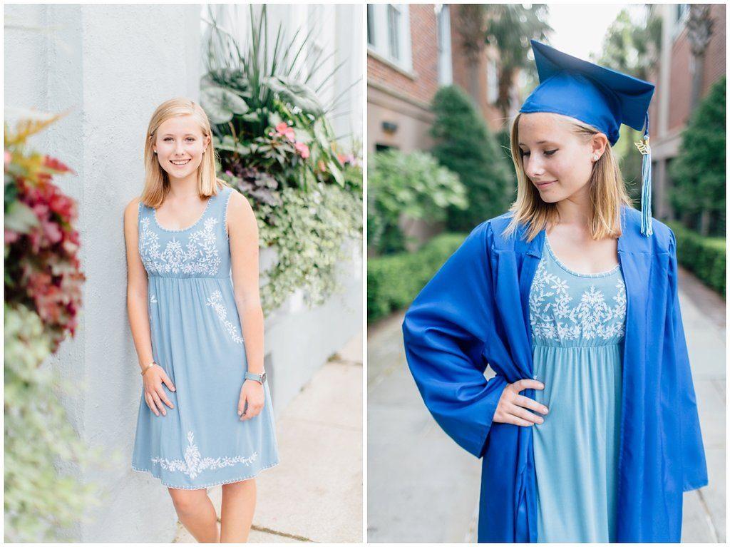 HannahLane Photography - Charleston Senior Photographer - Charleston Senior Portraits