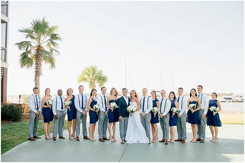 Charleston Wedding Photographer - Hannah Lane Photography
