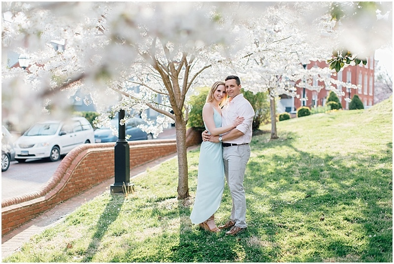 HannahLane Photography - Annapolis Engagement Photographer